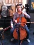 Anna cello
